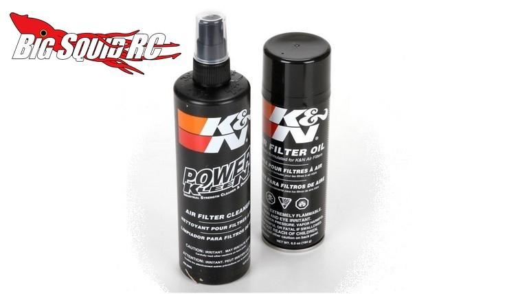 Losi K&N Service Kit