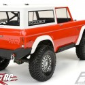 Pro-Line 1973 Ford Bronco Clear Body 2