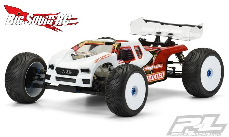 Pro-Line Enforcer Body Associated RC8T3