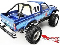 RC4WD Tamiya Upgrades