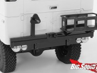 RC4WD Tough Armor Swing Away Tire Carrier G2 Cruiser