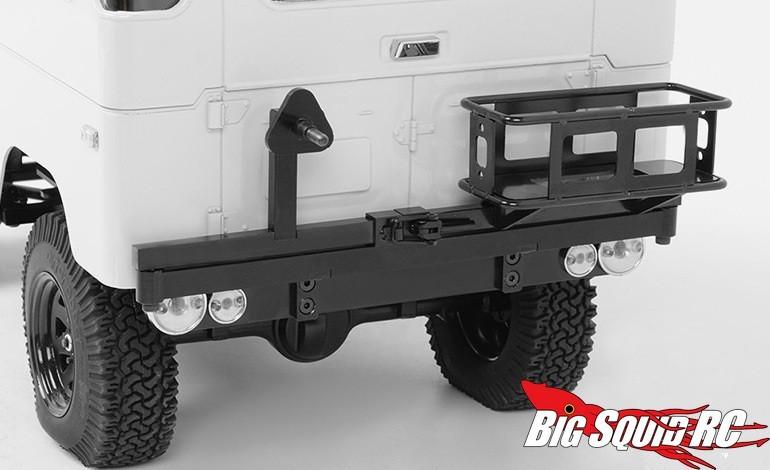RC4WD Tough Armor Swing Away Tire Carrier G2 Cruiser