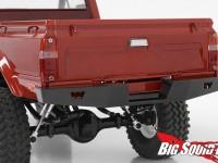RC4WD Warn Rock Crawler Rear Bumper Trail Finder 2