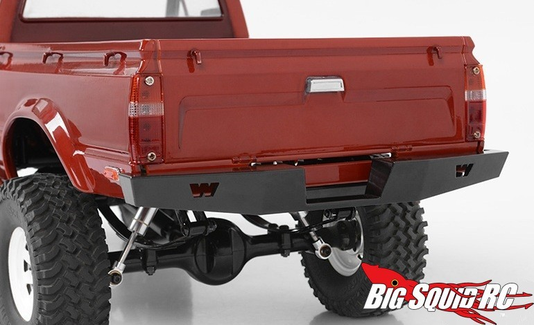 RC4WD Warn Rock Crawler Rear Bumper Trail Finder 2