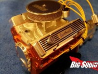 Rogue Element Components Realism Kit RC4WD V8