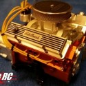 Rogue Element Components Realism Kit RC4WD V8 3