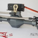 SSD Diamond Front Axle SCX10 2