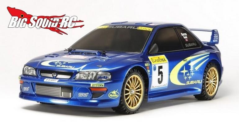 Tamiya 99 Subaru Impreza