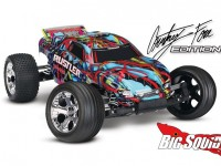 Traxxas Courtney Force Pink Editions