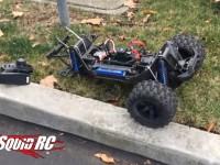 Traxxas X-Maxx Crash Video
