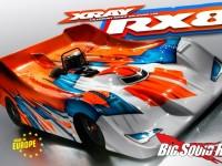 2016 XRay XB8