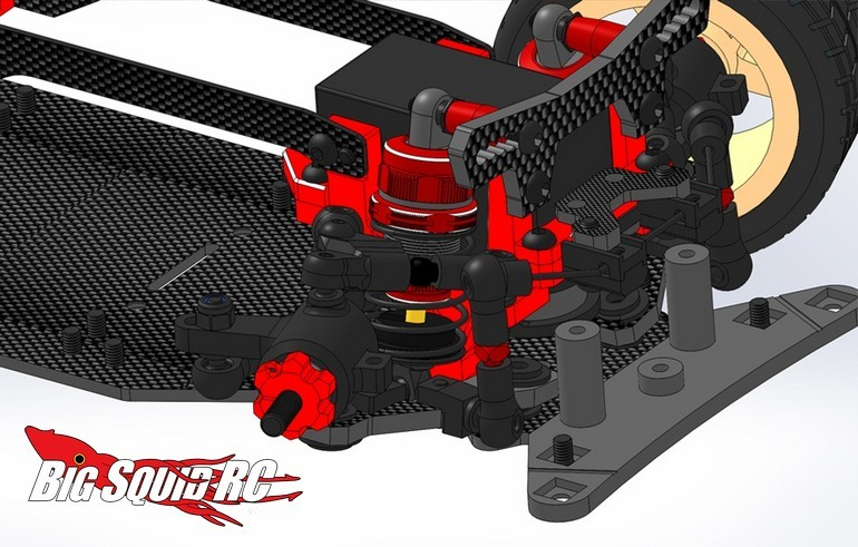 Xpresso K1 K-Chassis Design Updates