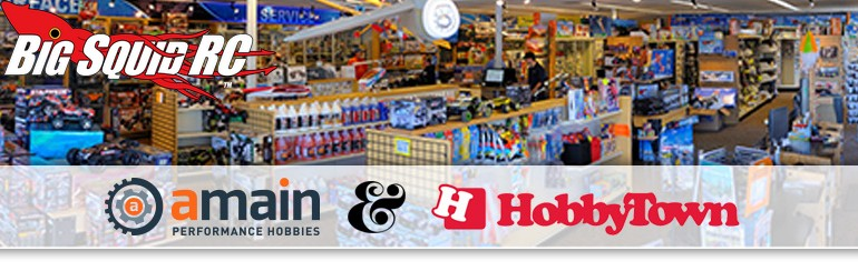 HobbyTown USA And AMain Hobbies Pardner Up « Big Squid RC ...