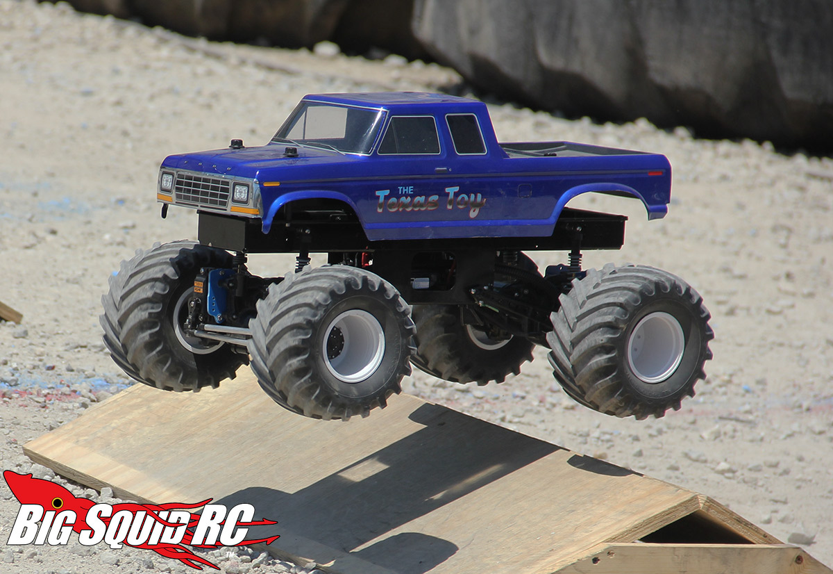 event coverage u2013 bigfoot 4 4 open house u0026 r c monster truck race