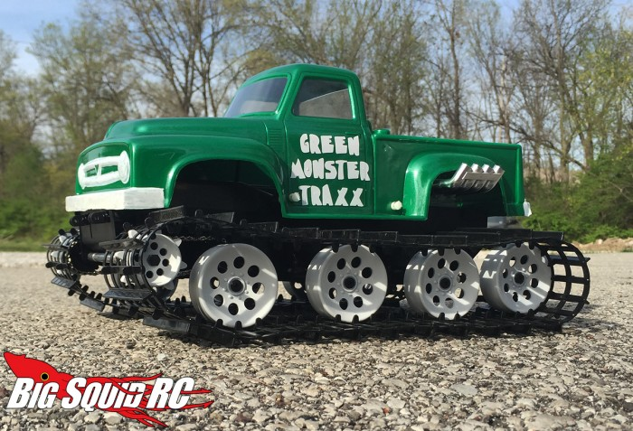 green-monster-traxx-kyosho-blizzard-tank-monster