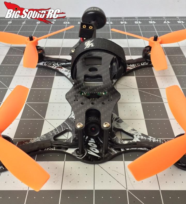 Voodoo Quads VDQ210 FPV Racing Quadcopter – Build & In-Depth