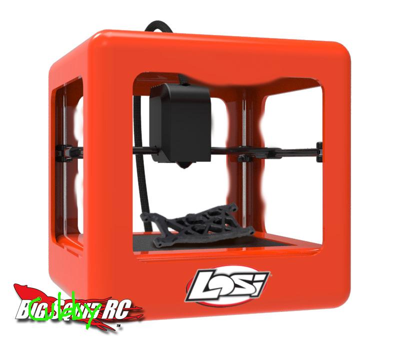 Team Losi Parts 3D Printer « Big Squid RC