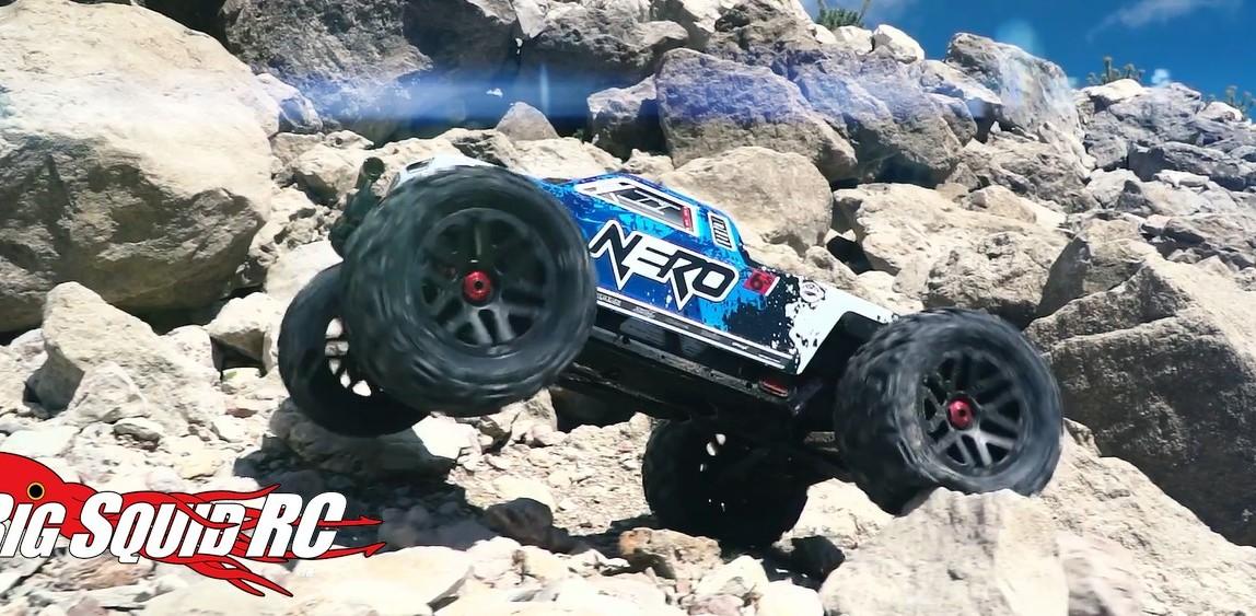 ARRMA Nero 1/8 Monster Truck