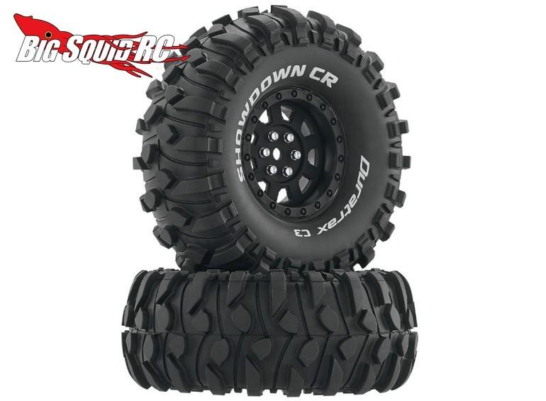 Duratrax Showdown CR Tires