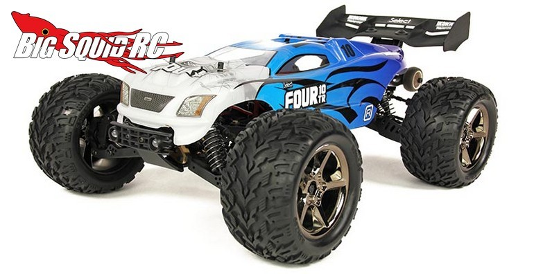Helion Select Four 10TR Truggy
