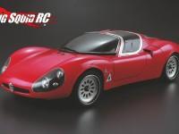 KillerBody RC Alfa Romeo Tipo33 Stradale