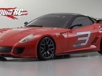 Kyosho Ferrari 599XX