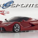 Kyosho La Ferrari Red Mini-Z