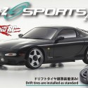 Kyosho MAZDA RX-7 FD3S Mini-Z 3