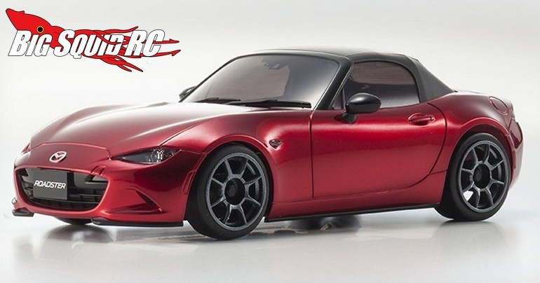 Kyosho MAZDA Roadster Mini-Z