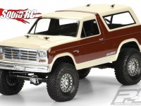 Pro-Line 1981 Ford Bronco Clear Body