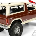 Pro-Line 1981 Ford Bronco Clear Body 2