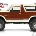 Pro-Line 1981 Ford Bronco Clear Body 3