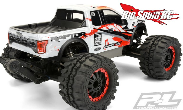 traxxas buggy 4x4 with 2 New Pro Line 2017 Ford F 150 Raptor Bodies on Buggy Enfant 24ghz Servo Tronic 1 20 Carrera C2x15468834 as well 5000 Rc701g Tracker Rtr 4x4 24ghz Rc System furthermore 2 New Pro Line 2017 Ford F 150 Raptor Bodies as well 18 Electric RC Truck in addition Bigfoot Monster Truck.