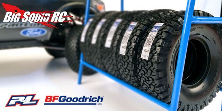 "Pro-Line BFGoodrich® KO2 1.9"" tires"