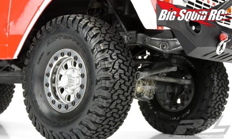pro line bfgoodrich ko2 1 9 rock terrain tires big squid rc rc car and truck news reviews. Black Bedroom Furniture Sets. Home Design Ideas