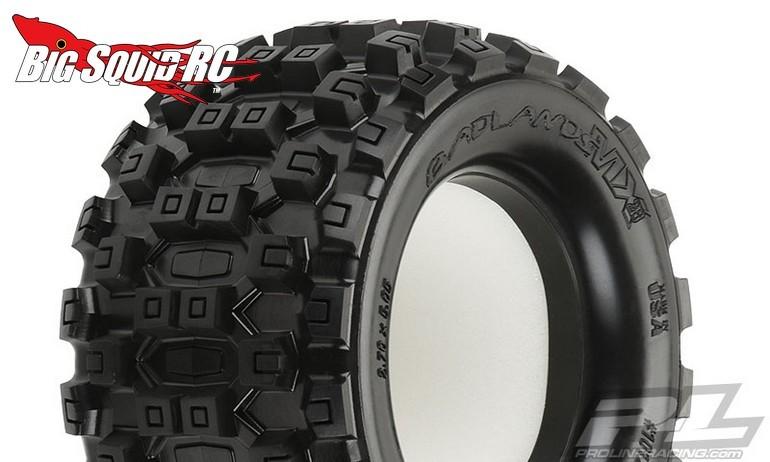 Pro-Line Badlands MX28 2.8 Tires