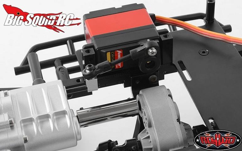 RC4WD 2 Speed Transmission Conversion Kit Trail Finder 2