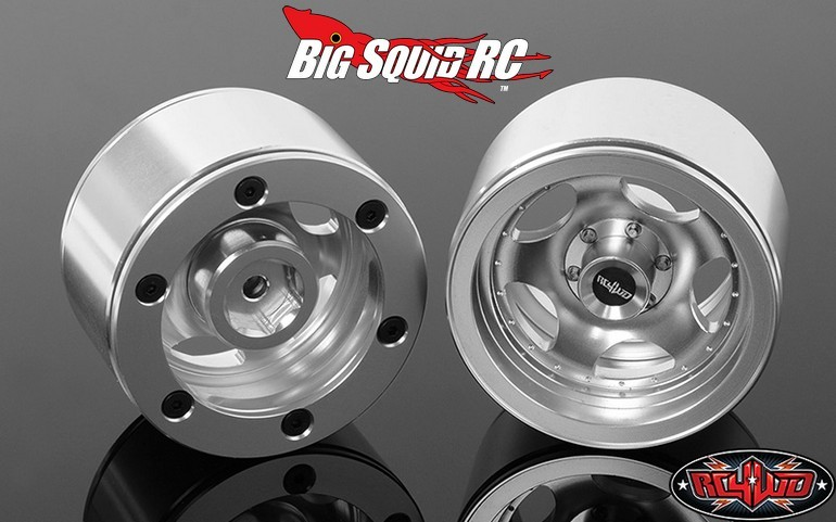 RC4WD Breaker 1.9 Beadlock Wheels