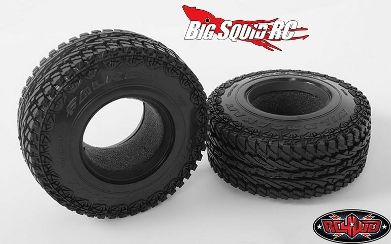 """RC4WD Falken WildPeak A/T 1.7"""" Scale Tires"""
