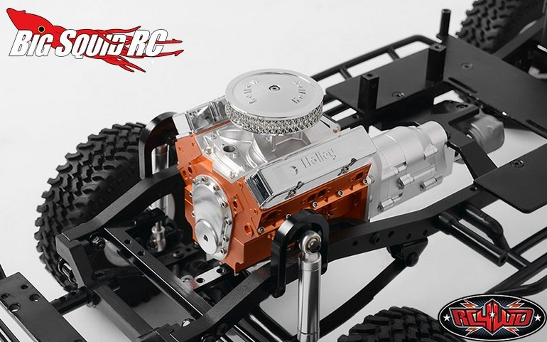 RC4WD Holley V8 Air Cleaner