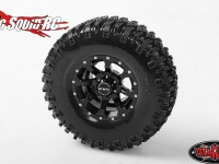 "Mickey Thompson Metal Series MM-366 1.9"" Beadlock Wheels"