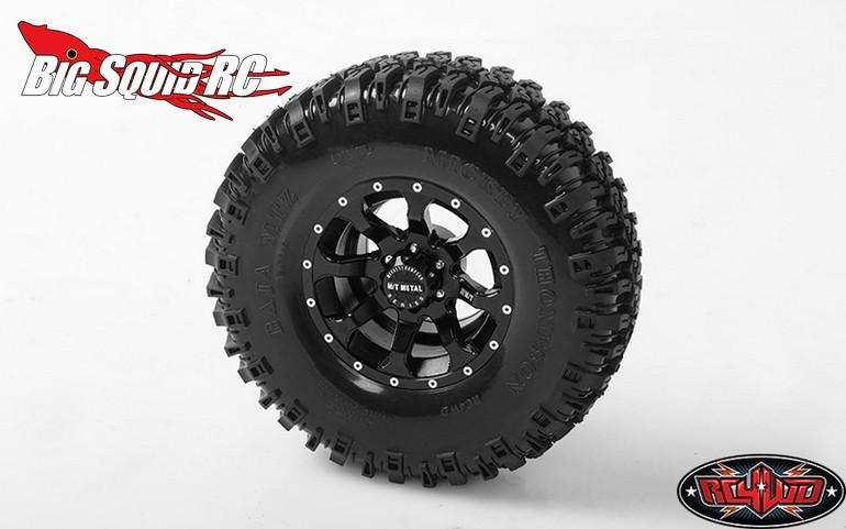 "Mickey Thompson Metal Series MM-366 1.9"" Beadlock Wheels"