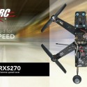 RISE RXS270 Extreme Race Drone 2