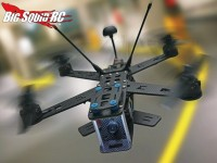 RISE RXS270 Extreme Race Drone