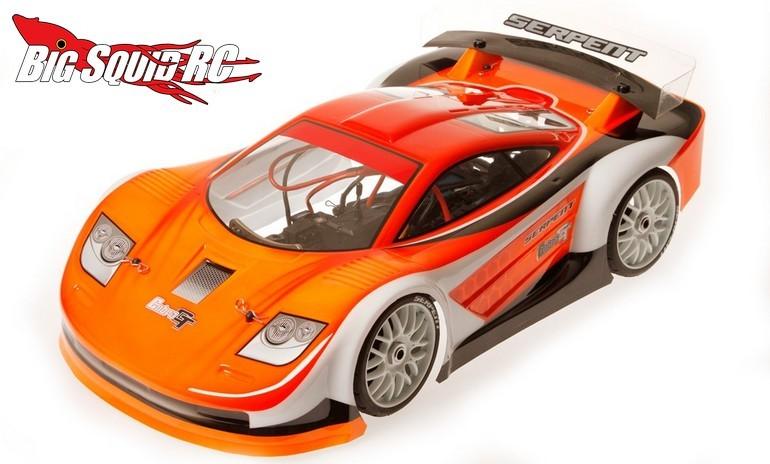 Serpent Cobra 1/8 Race Roller