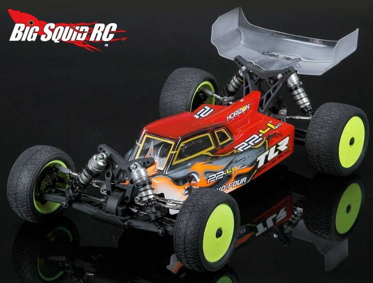 TLR 22-4 2.0 4WD Buggy Kit