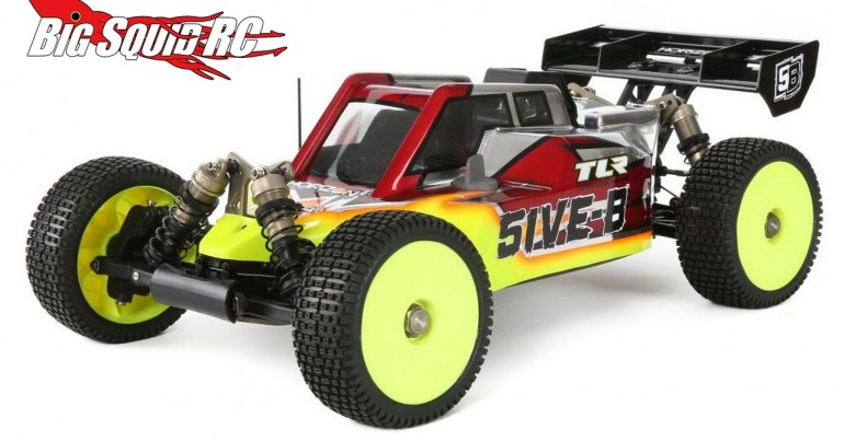 TLR 5IVE-B Race Kit