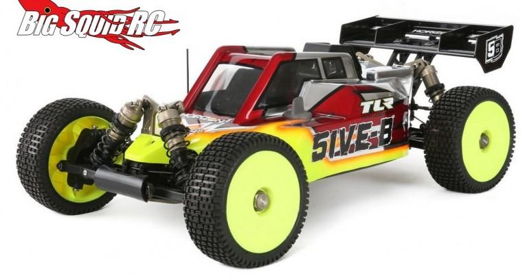 TLR 5IVE-B Race Kit