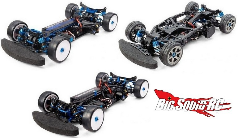 Tamiya On-Road Chassis