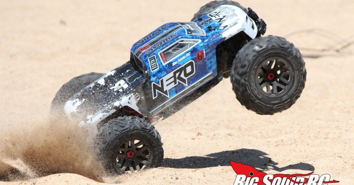 arrma nero monster truck review